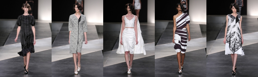 Looks Alexandre Herchcovitch (imagens: Charles Naseh, site Chic)