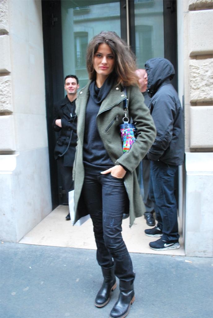 A modelo Isabeli Fontana estará na