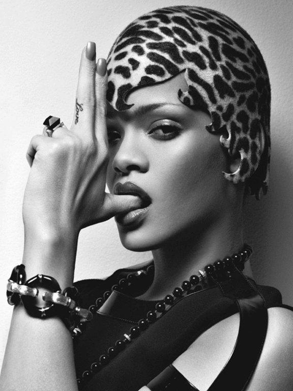 Nossa musa Rihanna