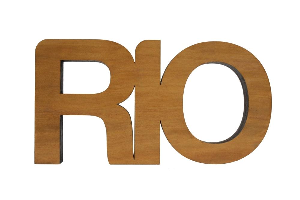 Escultura Rio, Rio Makers - R$ 105,00