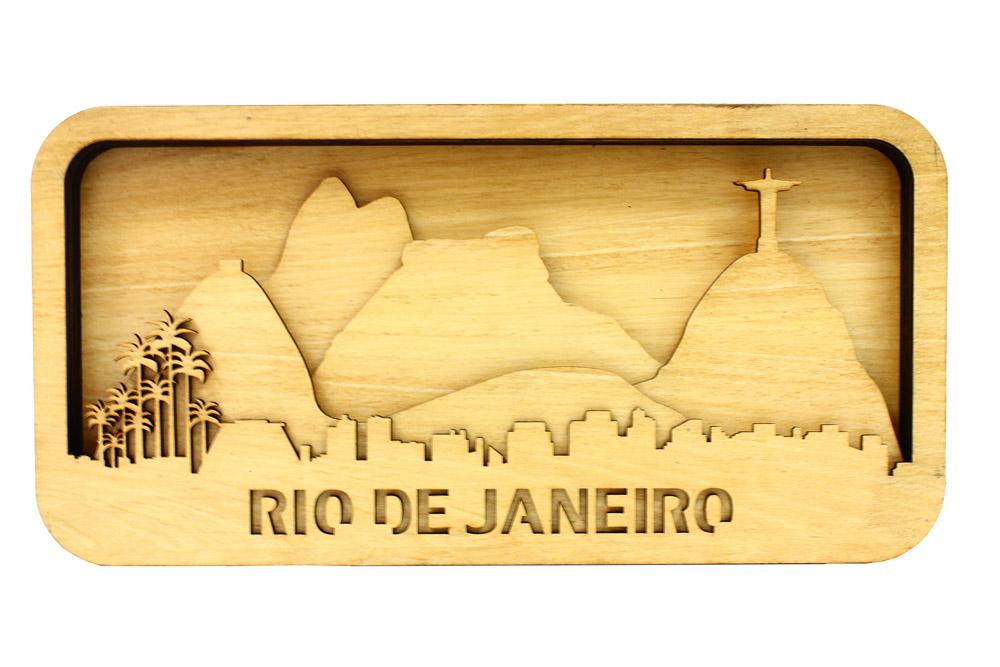 Quadro Rio, Rio Makers - R$ 160,00