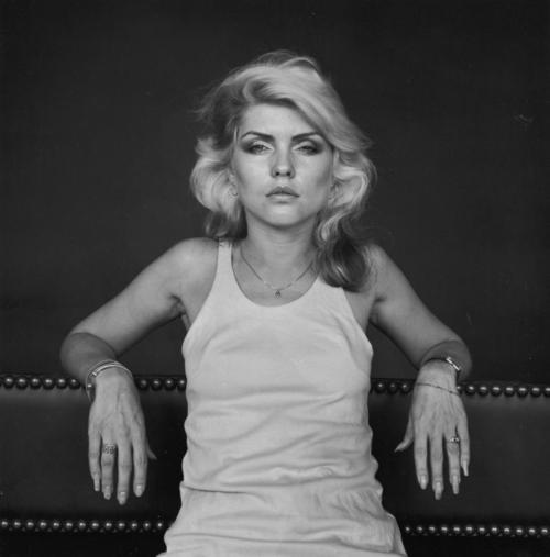 A Blondie, Debbie Harry