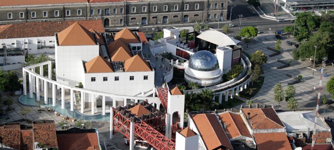 O Centro Cultural Dragão do Mar
