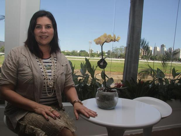 A grande empresária da moda carioca Eloysa Simão