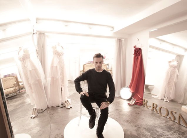 O estilista Rodrigo Rosner (foto: Debby Gram/ Divulgação)