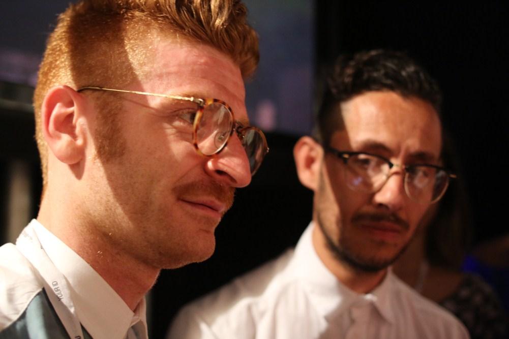 A dupla italiana Leitmotiv composta por Fabio Sasso e Juan Caro
