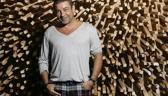 O diretor e idealizador da semana de moda, Cláudio Silveira