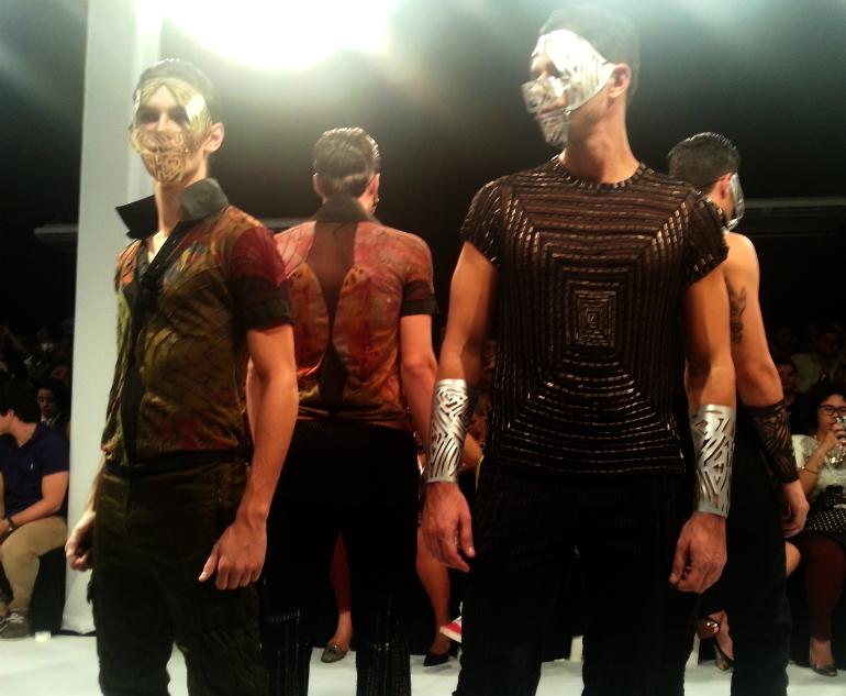 Looks masculinos de Lino Villaventura