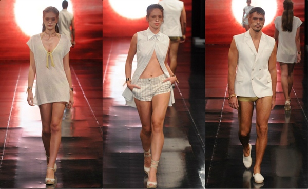 Looks femininos de Mario Queiroz