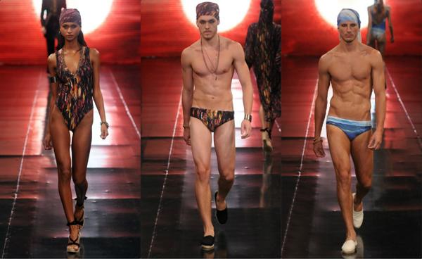 A moda praia de Mario Queiroz