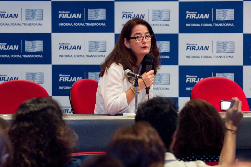 Lynda Grose (foto: Foto Fabiano Veneza/ divulgação)