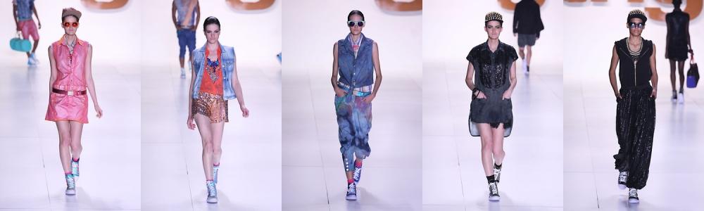 Os looks femininos da TNG (fotos: Charles, Naseh, site Chic)