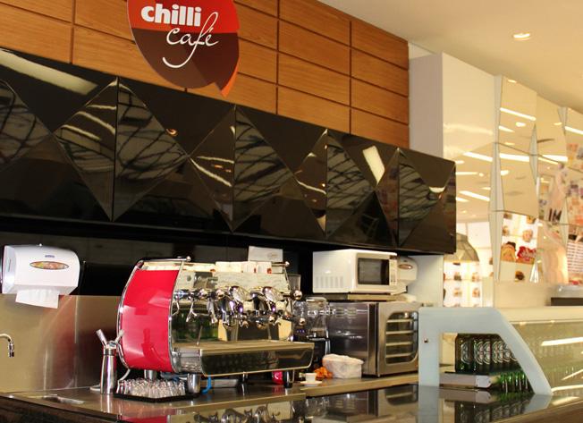 O Café Chilli