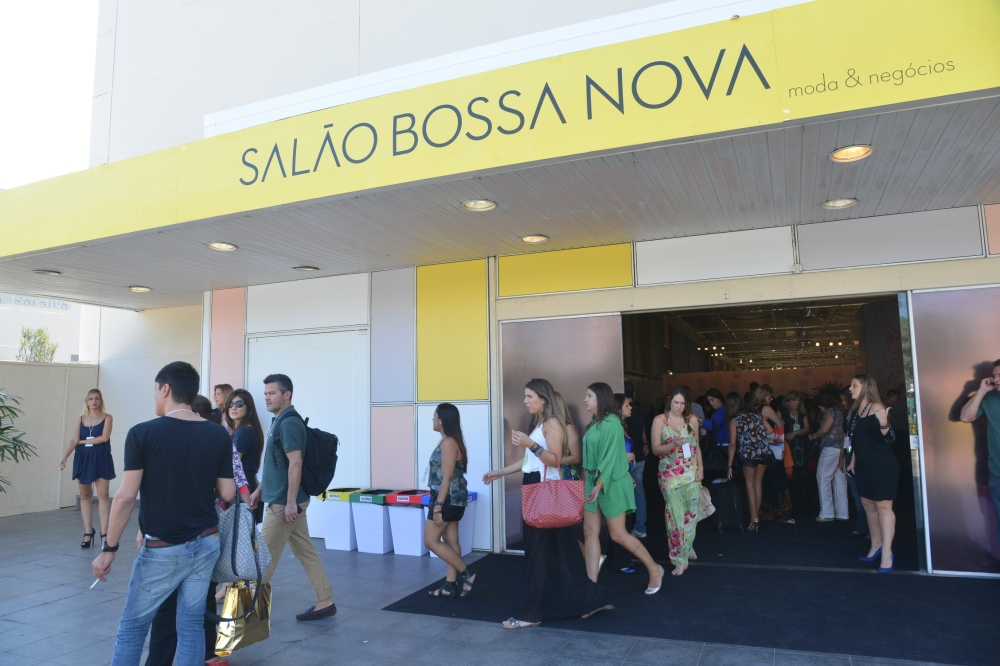 Foto Salão Bossa Nova Moda e Negócios