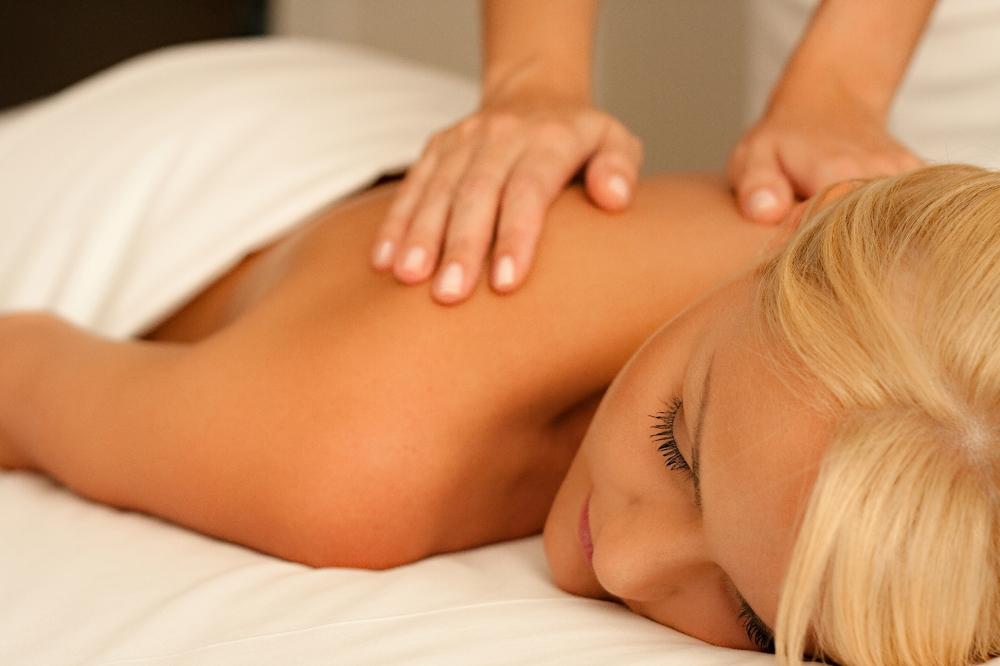 Massagem no W Spa
