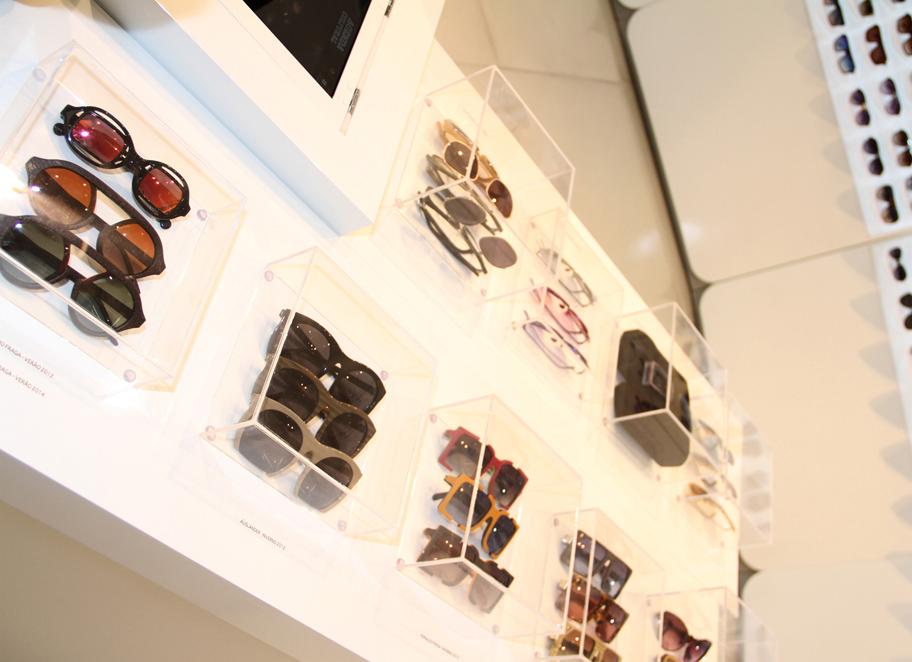 Alguns modelos desfilados no SPFW e Fashion Rio