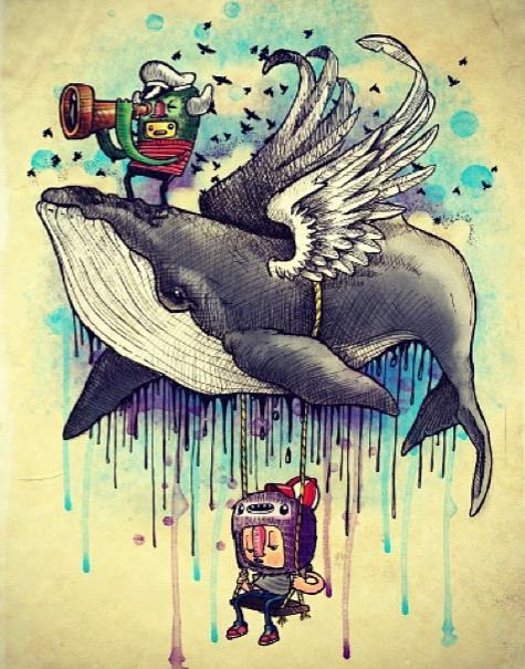 Arte de Alan Lourenço