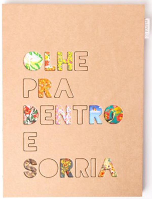 A capa do livro