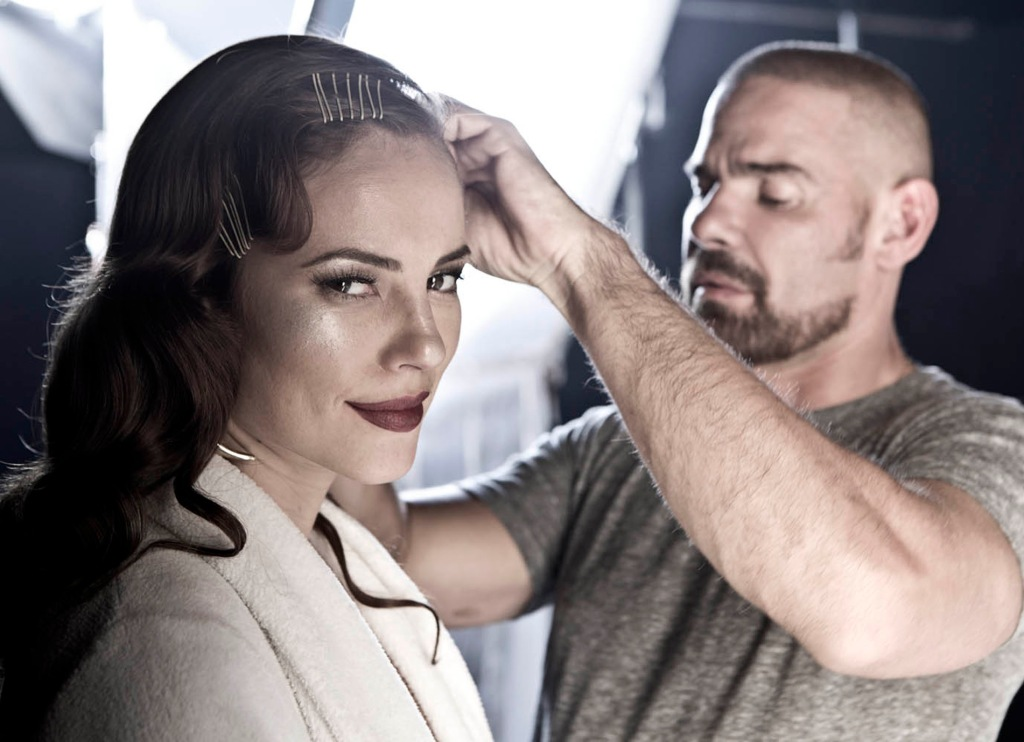 Paola Oliveira com Daniel Hernandez