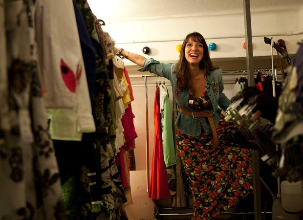A estilista Isabela Capeto (foto: Dan Behr/ divulgação)