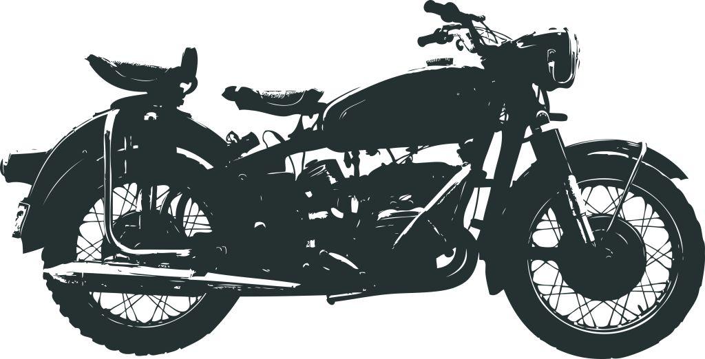 Adesivo de parede Motoca Piglue R$138,00