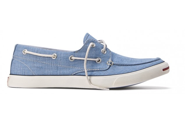 Converse Jack Purcell Boat Chambray Ox/Mid