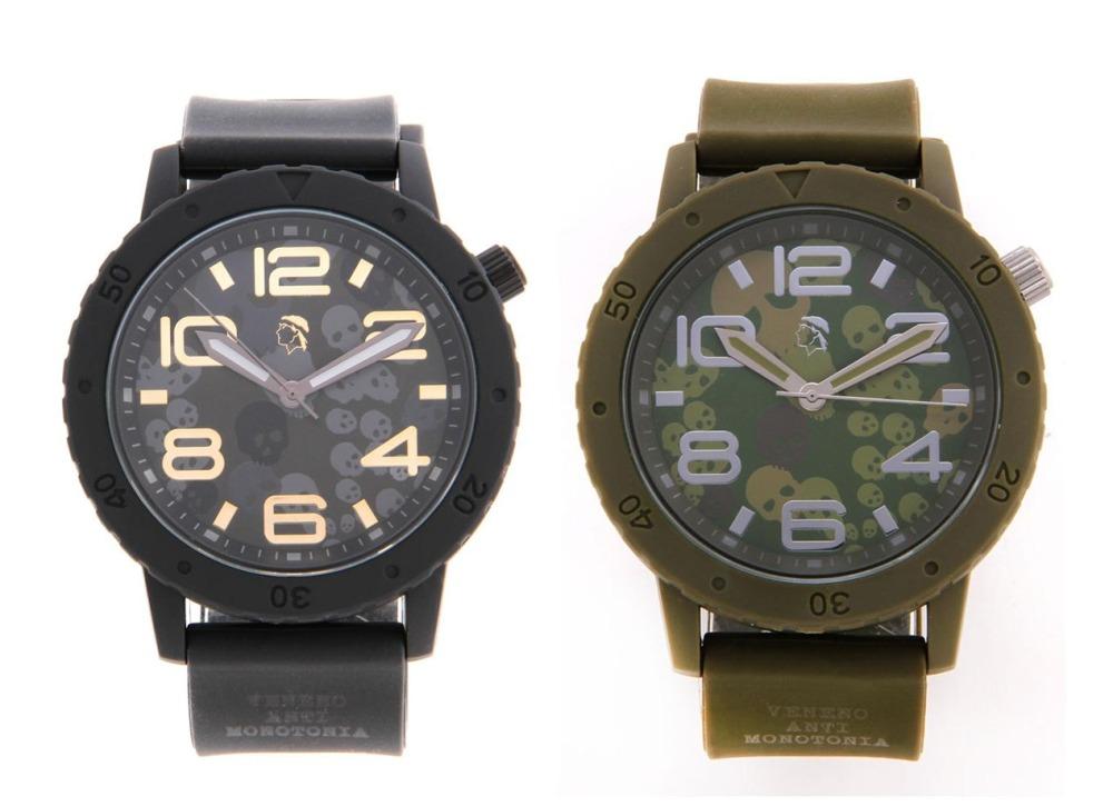 Os relógios saem por R$ 298,00