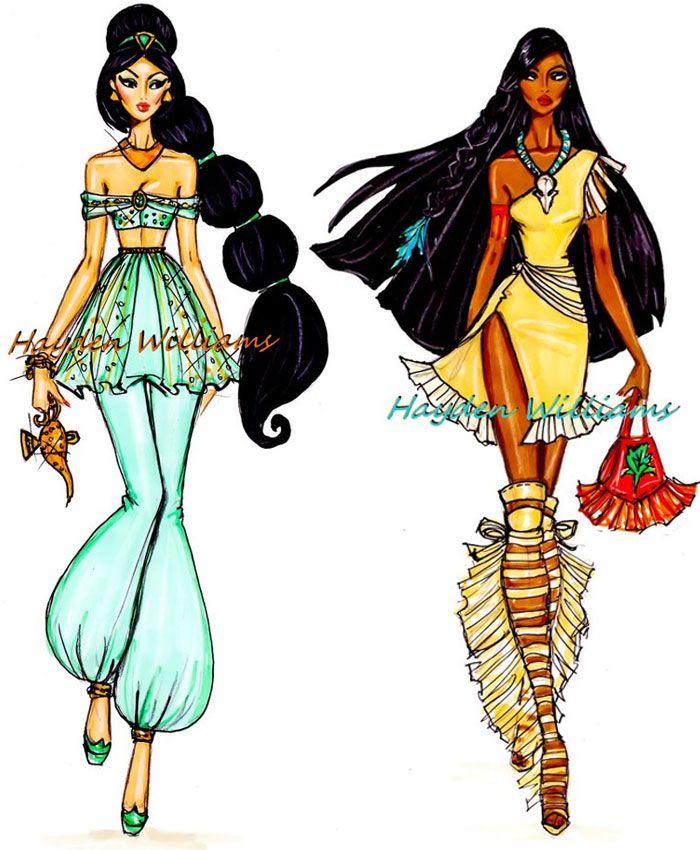 Jasmine e Pocha