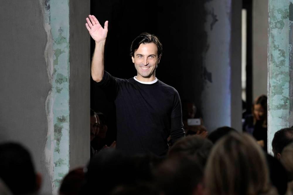 O francês Nicolas Ghesquière o novo diretor criativo da linha feminina da Louis Vuitton