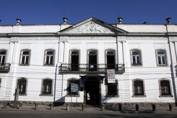 A Casa da Marquesa de Santos onde será o futuro Museu da Moda