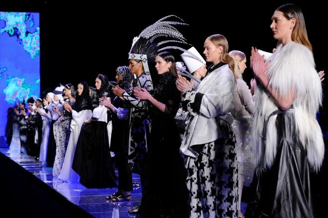 A Arca de Noé Fashion que deu o start no Inverno 2015 do Minas Trend